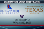 More SAE chapters investigated over song