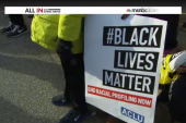 Authorities show  interest in Black Lives...