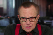 The phones are open for Larry King