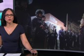 Ferguson reacts to shooting, DOJ report