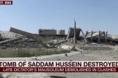 Saddam Hussein's tomb destroyed