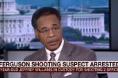 Cleaver: Protesters despise Ferguson shooter