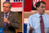 Walker vs. Bush: Who's gaining GOP support?