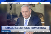 Tight race for Israeli PM