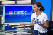 Ashley Judd's rallying points