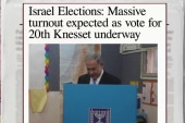 Israel heads to the polls