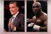 Mitt Romney to get in the boxing ring