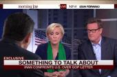 Sen. Ted Cruz defends GOP letter to Iran