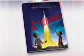 Mark Kelly blasts off with new kids' book