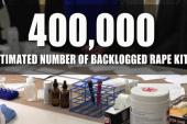 Biden backs funds to reduce rape kit backlog