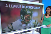The NFL's long history of concussions