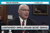 Alcohol among Secret Service problems