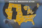 Lawsuit against immigration actions continues