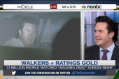 'Walking Dead' star on hit series, comedic...