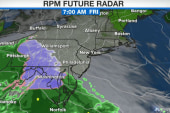 Where's spring? Snow returning to Northeast