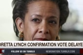 Loretta Lynch's long-delayed confirmation