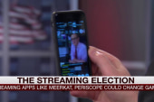 Meerkat changes the campaign trail
