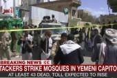 Dozens killed by suicide bombs in Yemen