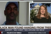 Mississippi man found hanging from tree