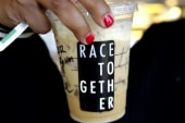 A 'Kumbaya' on race over coffee?