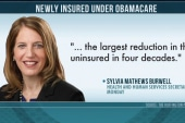 Uninsured rate drops to lowest in 40 years