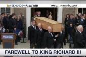 King Richard III to be reburied in UK