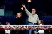 Ted Cruz announces a 2016 run