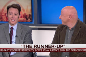 Clay Aiken: Running again not off the table