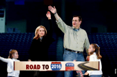 'Scary, dangerous, slimy': Cruz launches bid