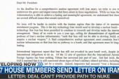 367 House members send letter on Iran