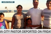 Iowa pastor deported in massive ICE sweep