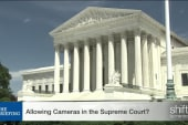 Tables turned: Supreme Court justices testify