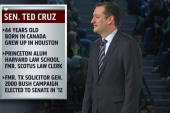 And the race is off; Cruz declares bid