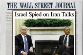 Report: Israel spied on U.S.-Iran nuclear...