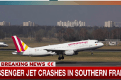 Germanwings flight descended from 38,000 feet