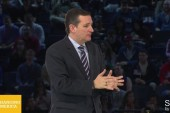 Is Ted Cruz's father a liability?