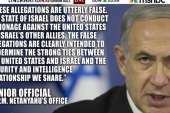 Israel denies spying on nuclear deal talks