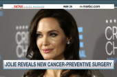 Angelina Jolie: 'Knowledge is power'