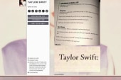 Princeton Review gets Taylor Swift lyric...