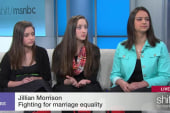 Three sisters fight for marriage equality