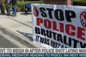 DOJ responds to shooting of unarmed Latino