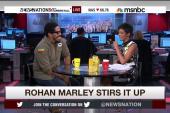 Rohan Marley's 10 million dollar business