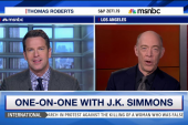 One-on-one with actor J.K. Simmons