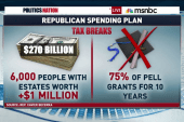 Controversial GOP budget passes House