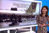 High-profile cases of pilot suicide