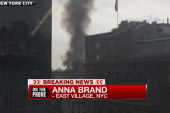 Scene at NYC building collapse 'chaotic'