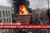 FDNY: One building collapses, two on fire