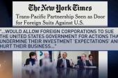 Leaked TPP documents highlight dangers