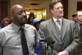 Floyd Dent: I saw police plant evidence