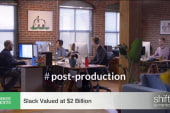 Chat platform Slack valued at $2 billion